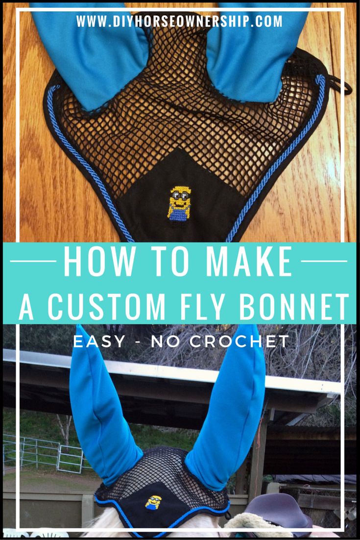 DIY How to Make a Custom Fly Bonnet