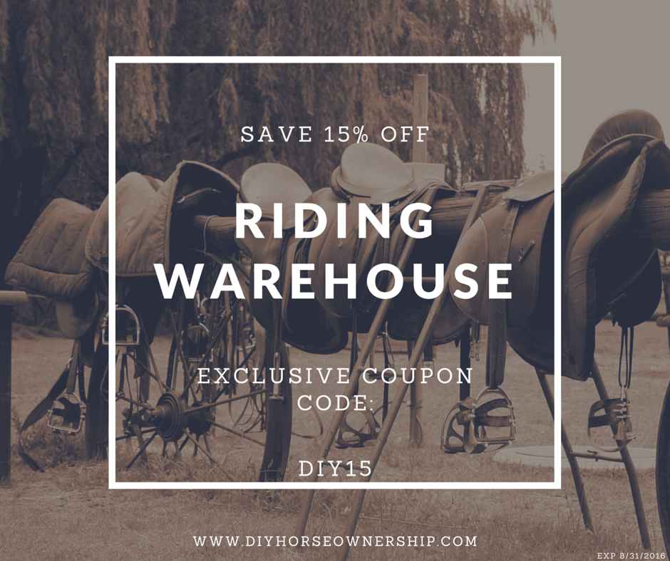 Riding warehouse coupon code