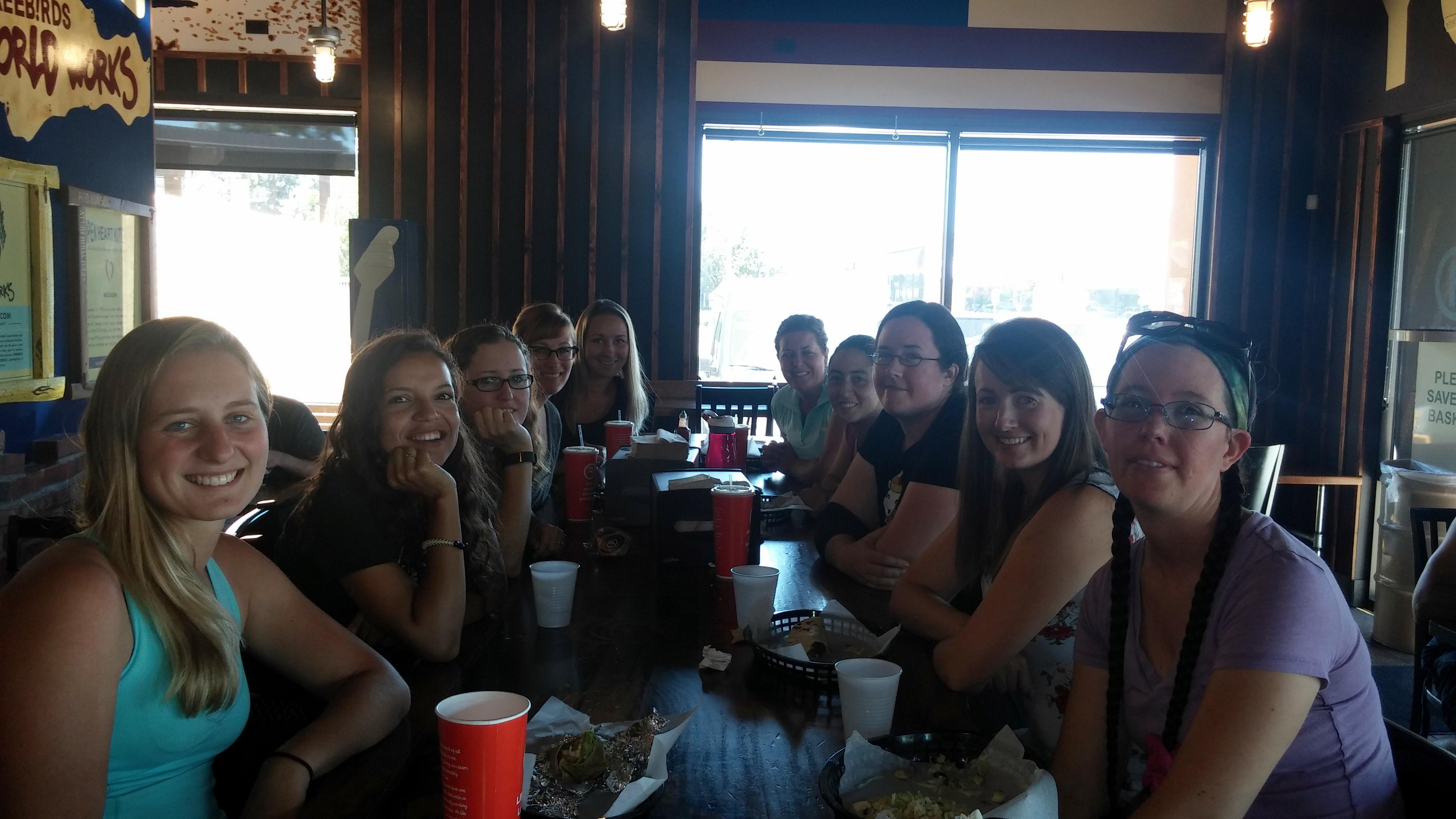 whole group