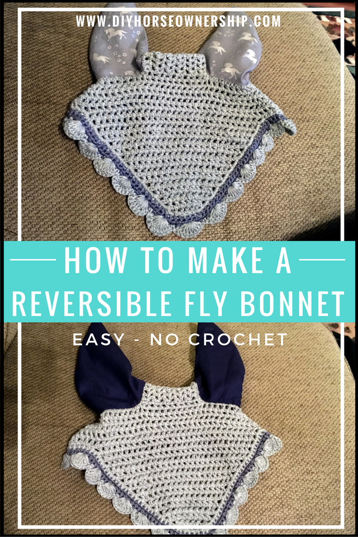 Reversible Fly Bonnet
