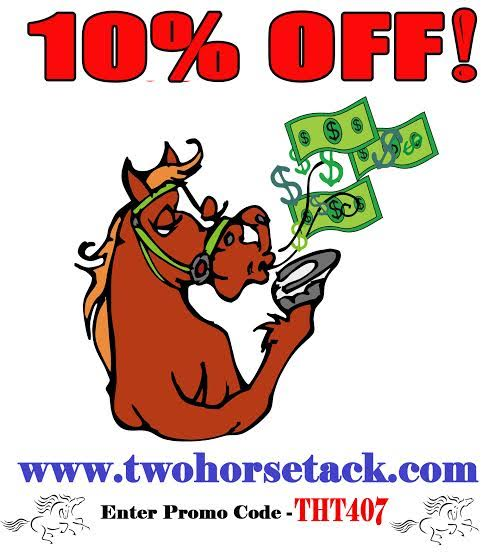 Two Horse Tack Coupon